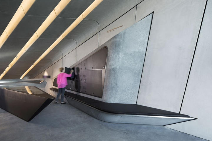 Zaha Hadid Architects Retail Design Blog