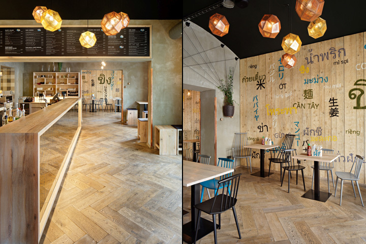 Light bulbs retail design blog for Prague design