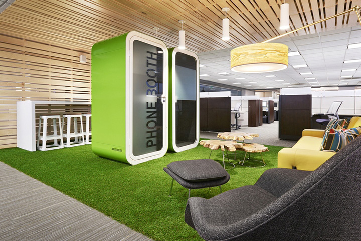 » PEMCO Insurance Offices By HDG Architecture | Design, Spokane U2013 Washington