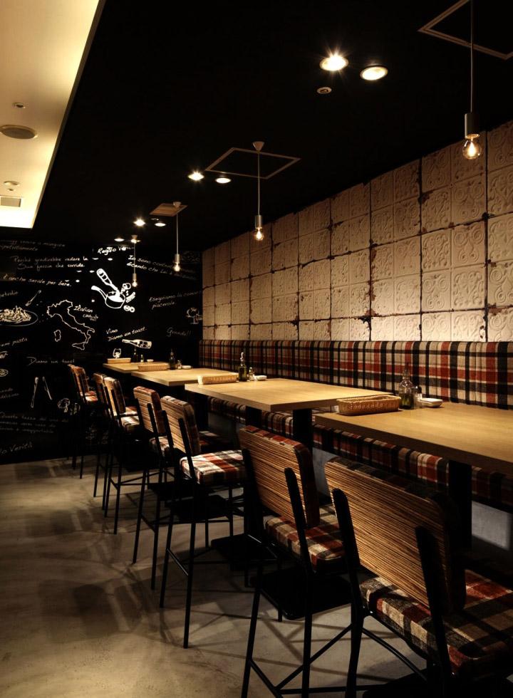 Regalo Verita Bar & Restaurant by AREA CONNECTION, Osaka – Japan ...