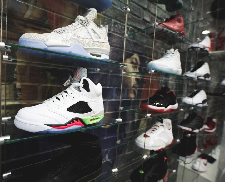 Shoe Stores In Los Angeles