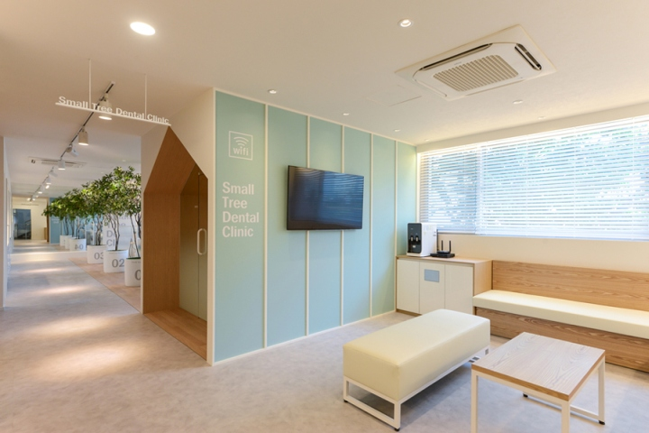 187 Small Tree Dental Clinic By D Amp A Partners Chungju