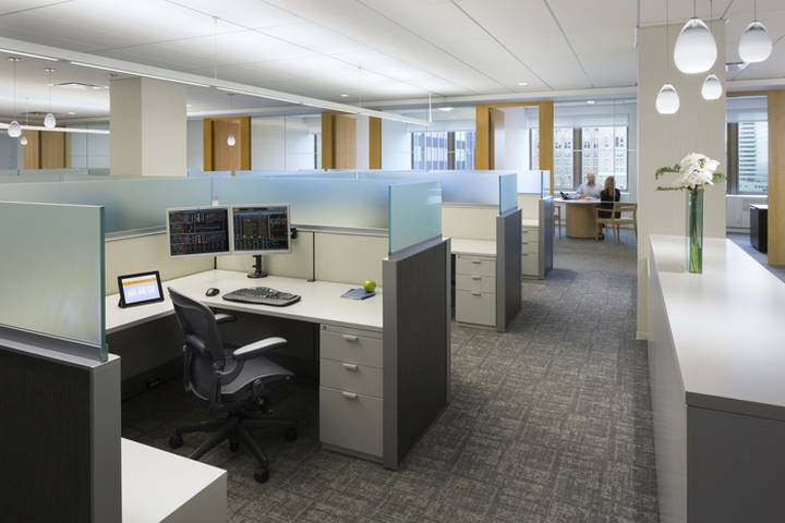 Wisdomtree Offices By Voa New York City Retail Design Blog