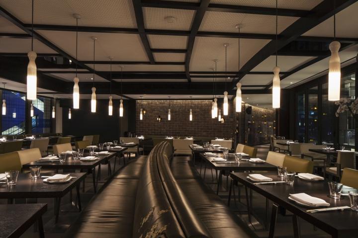 Yauatcha teahouse lighting by paul nulty design
