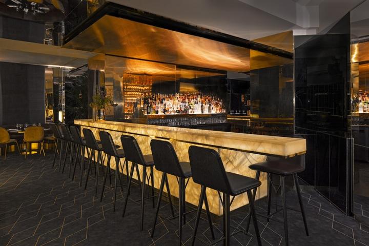 Yeeels restaurant by rodolphe parente benjamin liatoud