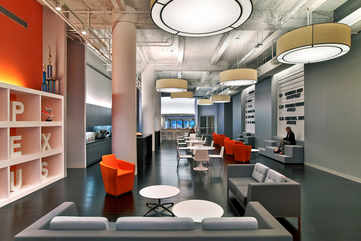Appnexus offices by habjan design new york city retail for Interior design office new york