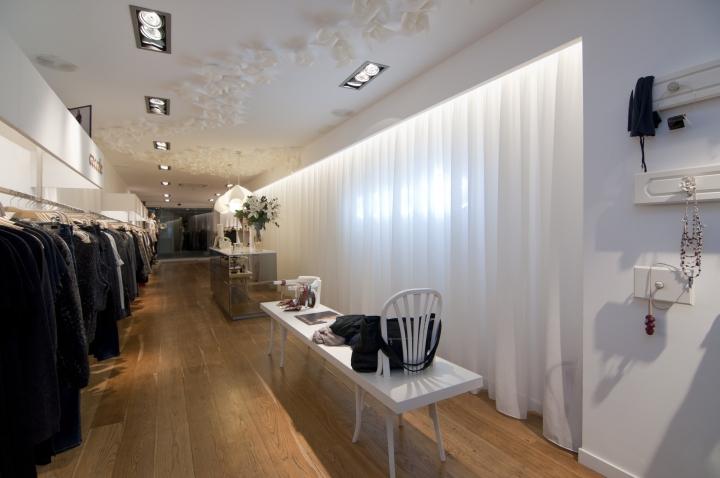 187 Coccole Look Showroom By Estudio Vitale Castell 243 N De La