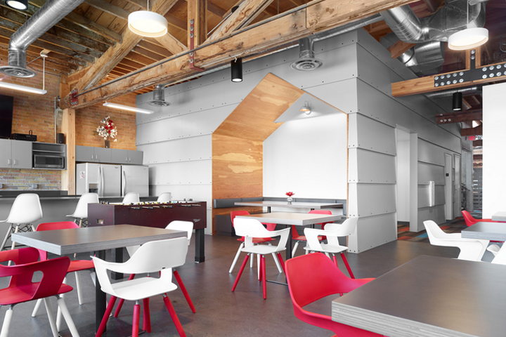 Dci engineers office by hdg architecture design spokane for Modern engineering office design