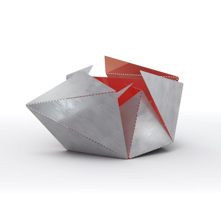 Folding Lamp By Thomas Hick Retail Design Blog