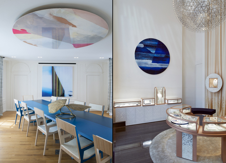 187 Fred Jewellery Boutique By Malherbe Design Paris France