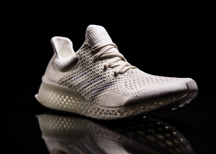 The fully flexible and breathable Futurecraft soles are composed of  latticed layers 7adc7eaf7a66
