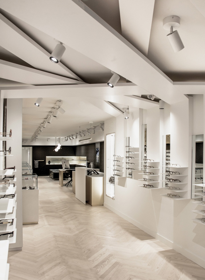 HOLLY Eyewear Store By 1POINT0 Toronto Canada Retail