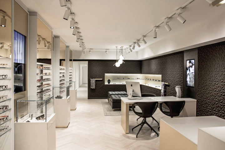 187 Holly Eyewear Store By 1point0 Toronto Canada