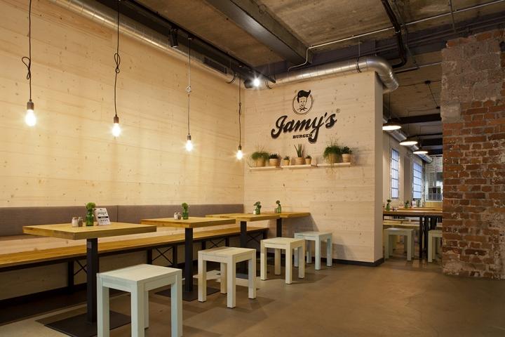 jamy s burger retail design blog. Black Bedroom Furniture Sets. Home Design Ideas