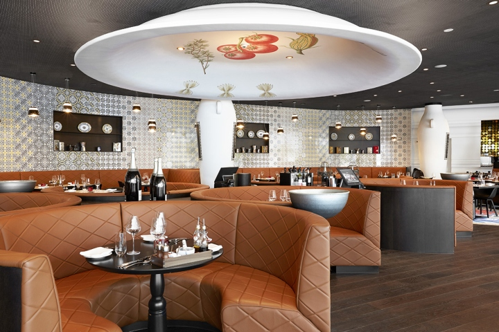 Kameha grand zurich hotel by marcel wanders zurich for Interior decoration zurich