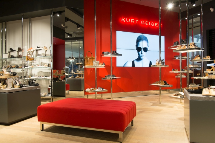 187 Kurt Geiger Store By Brown Studio At Lakeside Shopping