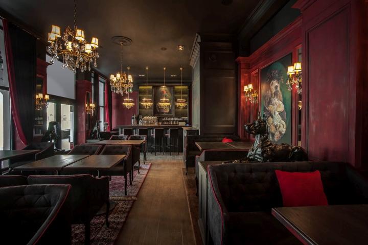 Lord Lounge Restaurant By 2kul Interior Design Jelenia