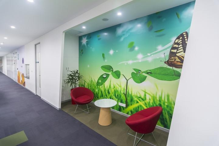 Maxim Integrated Corporate Office By Zyeta Interiors