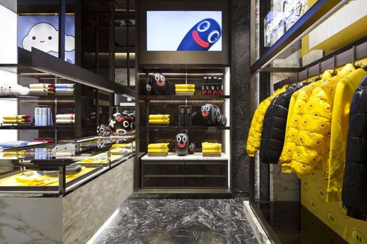 187 Moncler Flagship Store By Gilles Amp Boissier Tokyo Japan