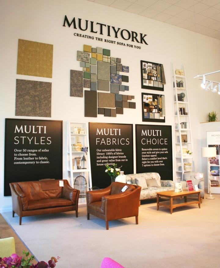 Multiyork Store by Unibox Retail, Solihull – UK