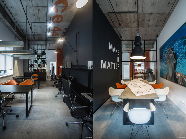 187 Office 44 By Yodezeen Kiev Ukraine