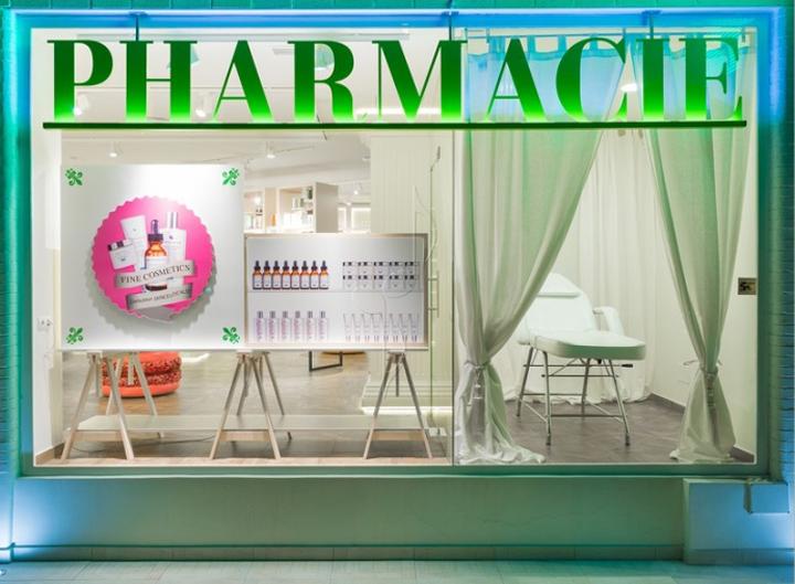 187 Oui Pharmacie By Marketing Jazz Madrid Spain