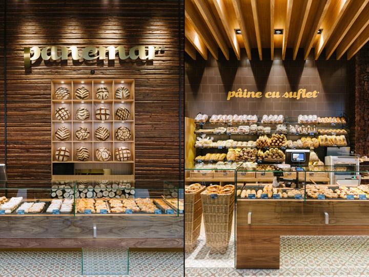 187 Panemar Polus Center Bakery By Todor Cosmin Studio Cluj