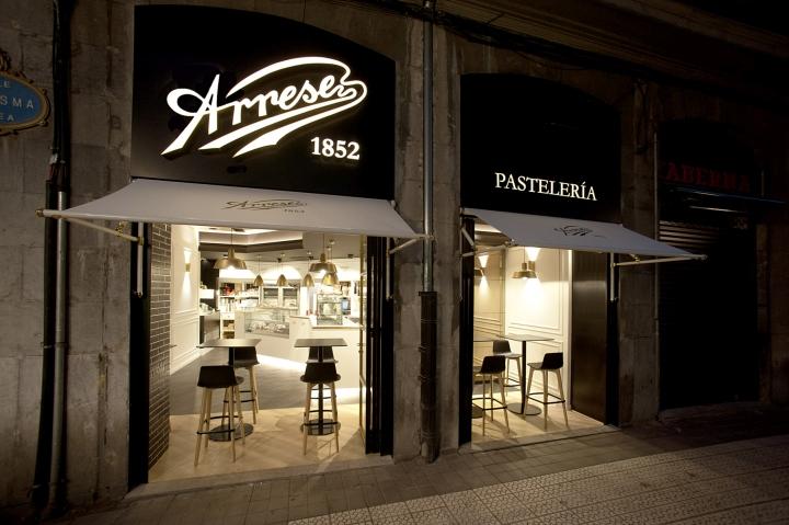Pasteler a arrese bakery coffe shop by sube bilbao - Decoracion en bilbao ...