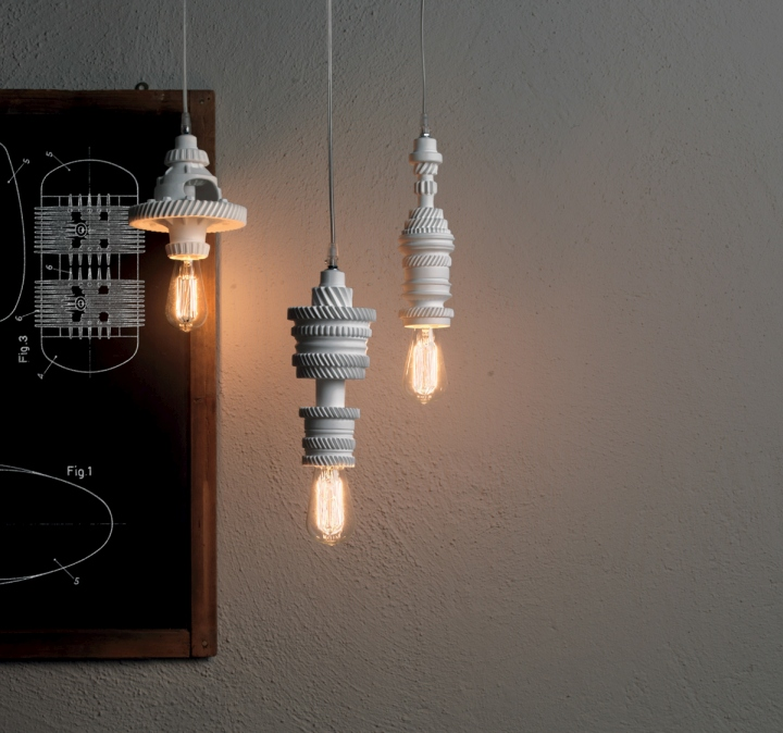 Pendant Lamp Collection by Karman for Global Lighting Retail