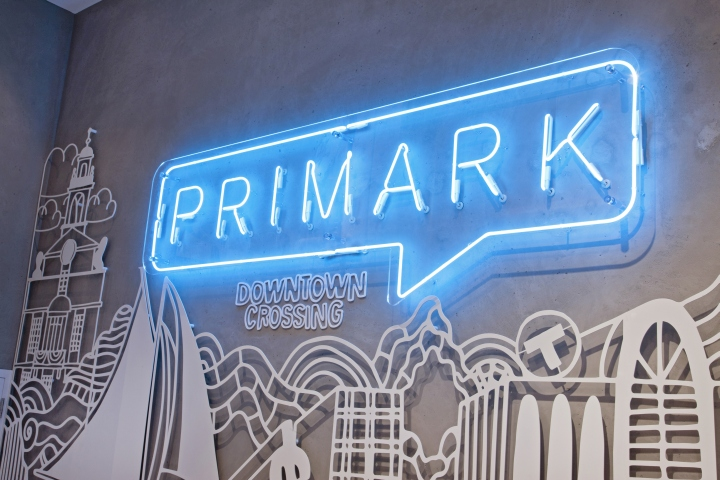 primark flagship store by dalziel pow boston massachusetts. Black Bedroom Furniture Sets. Home Design Ideas