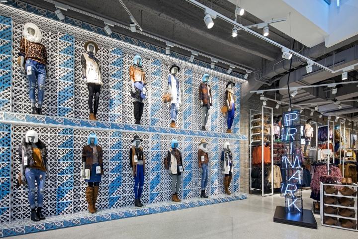 Interior design trends - Primark Flagship Store By Dalziel Amp Pow Madrid Spain