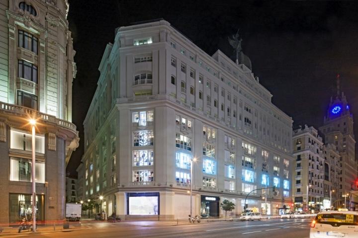 u00bb primark flagship store by dalziel  u0026 pow  madrid  u2013 spain