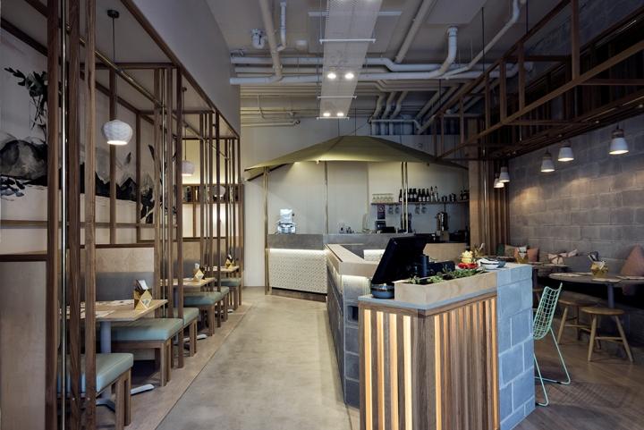so 9 restaurant by brandworks sydney australia - Contemporary Restaurant 2015