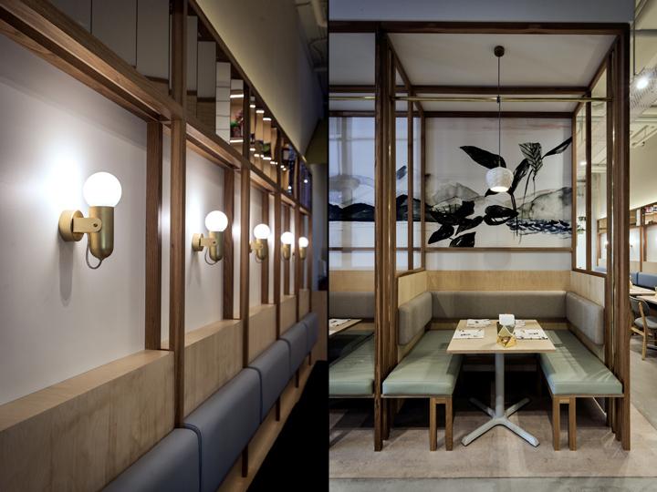 187 So 9 Restaurant By Brandworks Sydney Australia