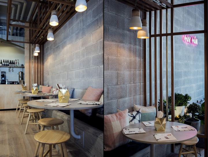 So 9 restaurant by brandworks sydney australia retail for Australian cuisine restaurants sydney
