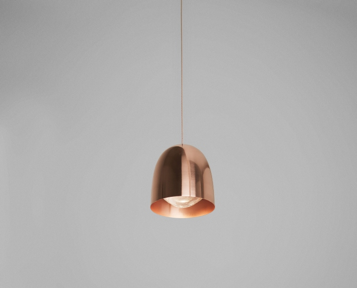 speers pendant lamp by david abad for retail design blog. Black Bedroom Furniture Sets. Home Design Ideas
