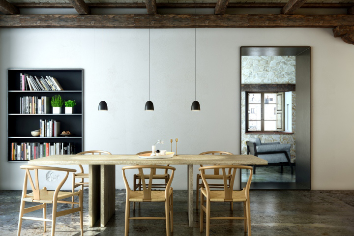 Speers Pendant Lamp By David Abad For B.lux