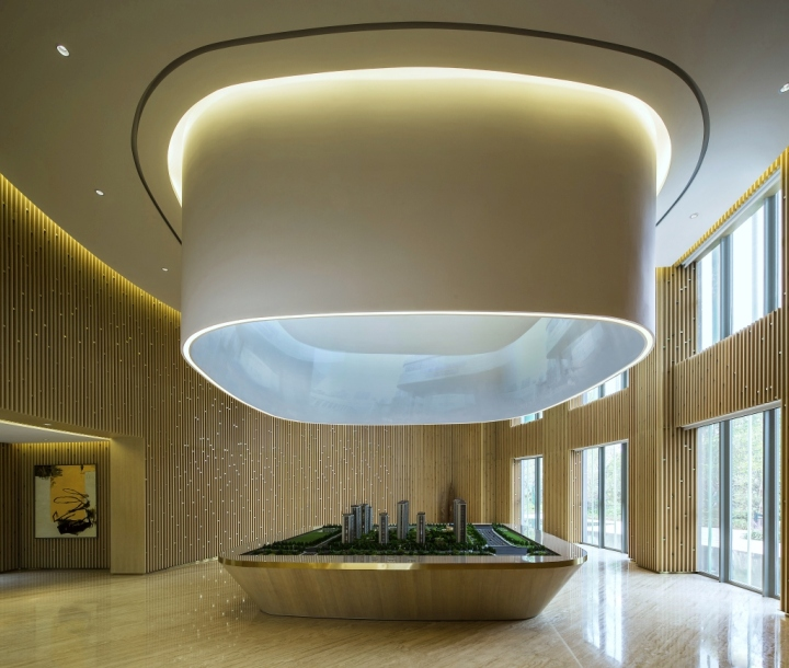 187 Summit Era Sales Office By Beige Design Ningbo China