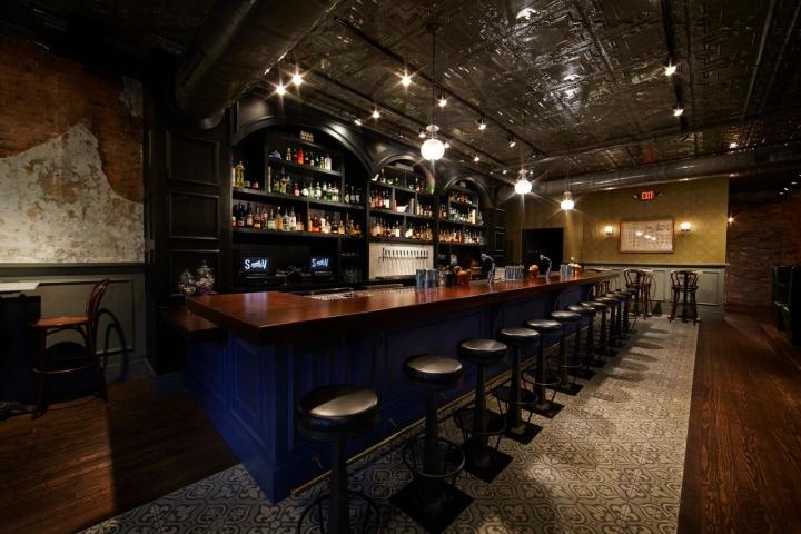 187 Sundry Amp Vice Bar By Prn Interior Design Cincinnati Ohio