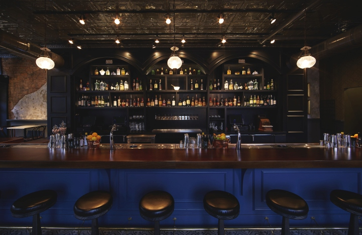 Sundry & Vice Bar by PRN Interior Design, Cincinnati – Ohio