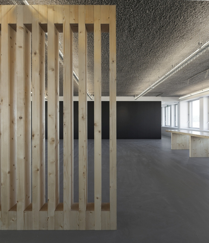 Tbwa Offices By Colectivarquitectura Lisbon Portugal