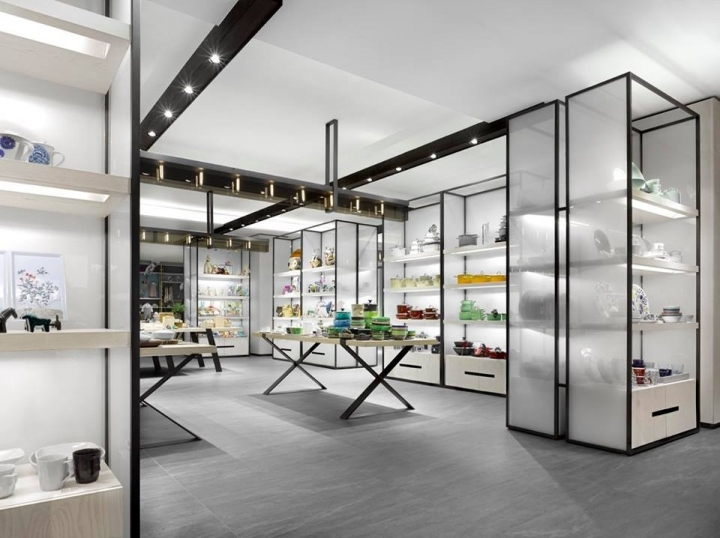 the galleria luxury hall west department store seoul south korea retail design blog. Black Bedroom Furniture Sets. Home Design Ideas