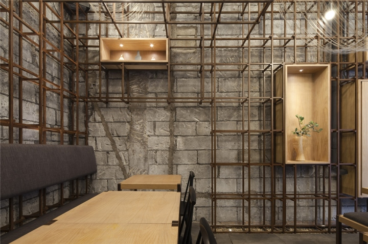 The Noodle Rack By Lukstudio Changsha China 187 Retail