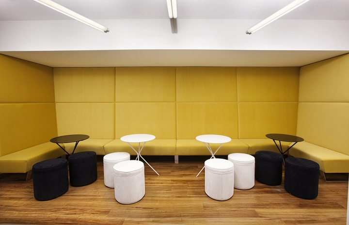 187 Turkcell Offices By Mimaristudio Istanbul Turkey