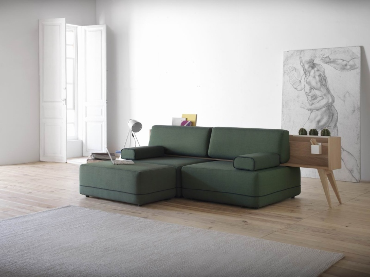 187 Two Be Sofa By Estudio Vitale For Koo International