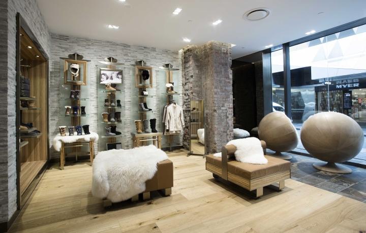 187 Ugg Australia Flagship Store By Coma Melbourne Australia