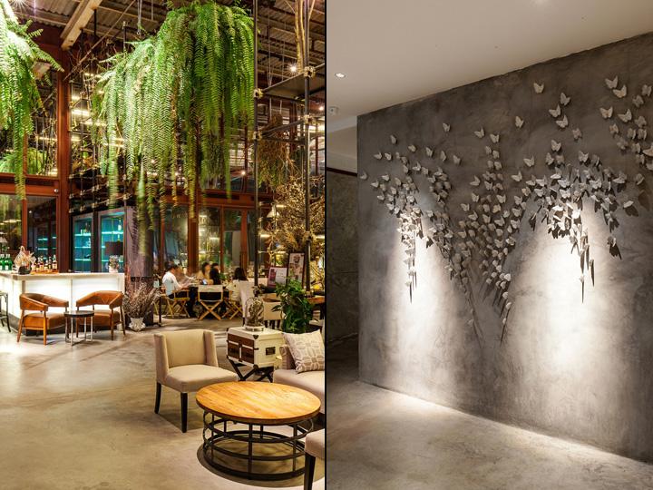 187 Vivarium Restaurant By Hypothesis Amp Stu D O Architects