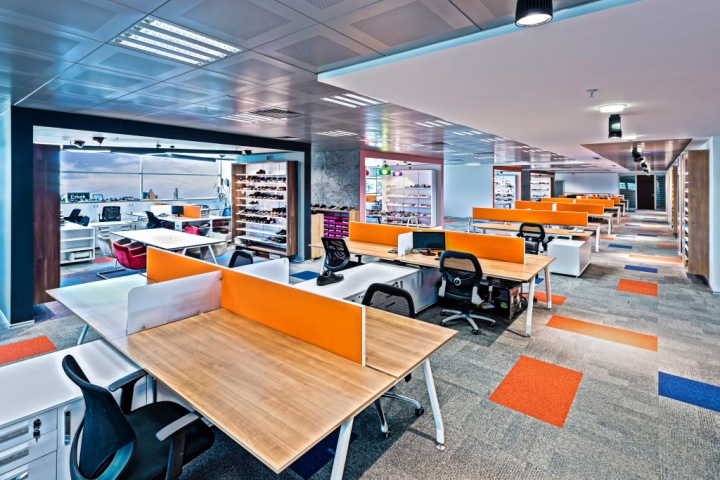 ziylan general management office by cbte architecture istanbul turkey