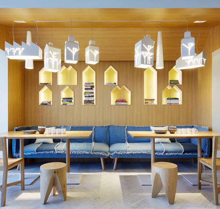 Security Hut Symbol: Bistro Goose By Golucci International Design, Beijing