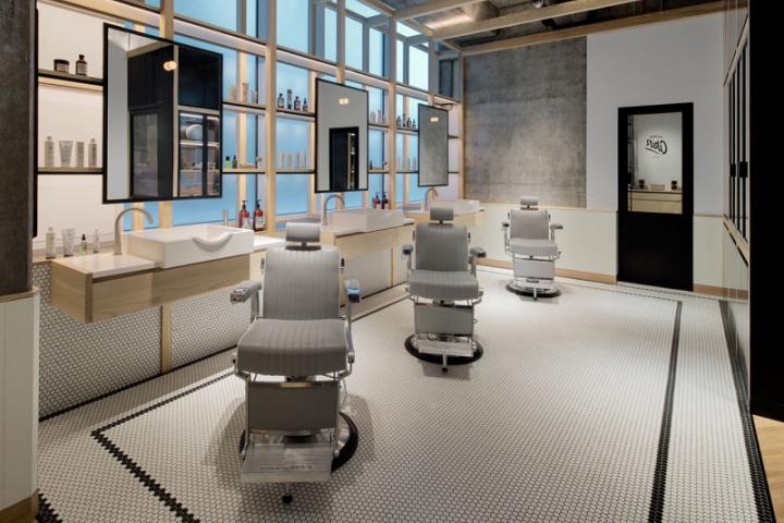 Akin Barber Shop By Zak Hoke Dubai UAE
